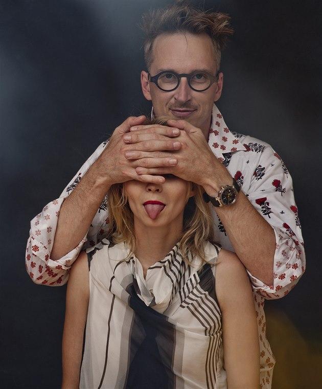 LÁSKA POD LUPOU: Jana Plodková a Filip Žilka