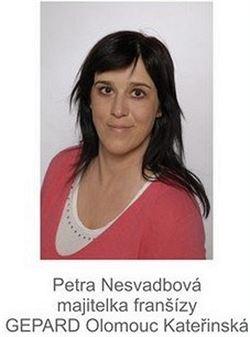 Petra Nesvadbov�