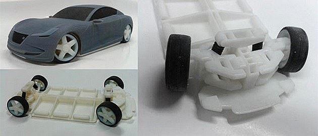 Stroj�rensk� veletrh v Brn� l�k� na 3D technologie