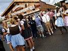 V Mnichově začal 181. ročník Oktoberfestu (19. září 2014)