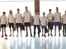 Žáci základních škol si zasportovali s olympioniky v rámci projektu Olympijský víceboj.