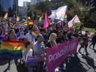 V Bělehradě se po čtyřech letech konal Gay Pride (28. září 2014).
