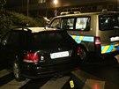 Opilá a zdrogovaná řidička nabourala na pražském Andělu auto na semaforu, jeho...