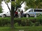 Policisté vyšetřují úmrtí muže, který se v obci Oskořínek na Nymbursku nevrátil...