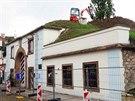 Rekonstrukce P�seck� br�ny v Praze