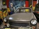 V muzeu věnovaném NDR nemůže chybět ani jeden z jeho nejtypičtějších atributů -...