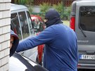 Policisté prohledali i vilu na pražských Vinohradech, kterou využívá lobbista...