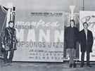Britská skupina Manfred Mann se před pražským koncertem v roce 1965