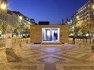 Prototyp Freedomku si před čtyřmi lety prohlédlo na Václavském náměstí 25 tisíc