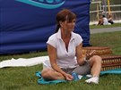 Rozcvička nás má pozitivně nabudit ke sportovní aktivitě, říká Olga Šípková