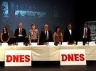 Debata MF DNES s kandid�ty na pra�sk�ho prim�tora