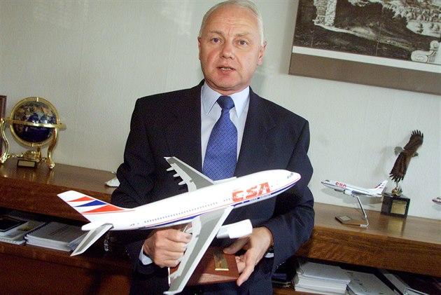 Miroslav K�la byl v letech 1999 a� 2003 posledním �éfem státních �eských...