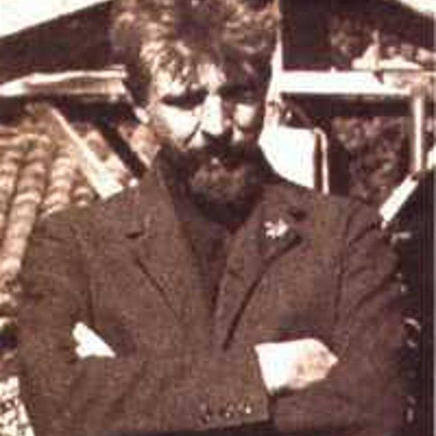 Odp�rce monogamie. Otto Gross byl stoupencem toho, co nazýval �vícenásobnou...
