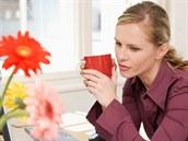 Kv�tiny vytvá�ejí v kancelá�i d�le�ité domácké prost�edí, které má p�íznivý...