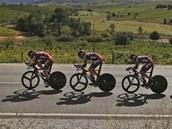 Cyklistická stáj BMC ovládla na mistrovství sv�ta ve �pan�lské Ponferrad�