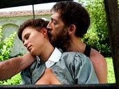 Vincent Cassel jako Otto Gross ve filmu Nebezpe�n� metoda