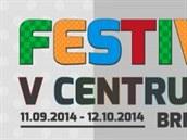 Festival v centru dění