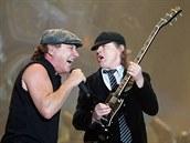 Skupina AC/DC vystoupila v Praze - Praha, O2 Arena (17. b�ezna 2009)
