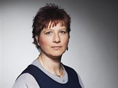 Jolana Nov�kov�, redaktorka MF DNES