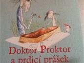 P�ebal knihy doktor Proktor a Prd�c� pr�ek