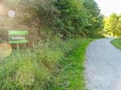 Lesní cesta Šumbera