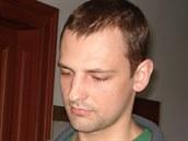 Ob�alovaný Tomá� Uzel u Krajského soudu v Plzni.