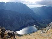 Kôprová dolina a Ni�né Temnosmre�inské pleso