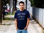 S matkou přijel Tung Nguyen do tehdejšího Československa v roce 1992, když mu...