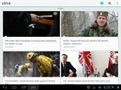 Aplikace Circa News vám zprostředkuje nejdůležitější světové zprávy