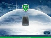 Stačí jediný tah prstem a Steganos Online Shield VPN zabezpečí vaše připojení k...