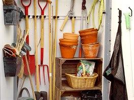 Udělejte si pořádek ve svém nářadí, použijte praktický držák