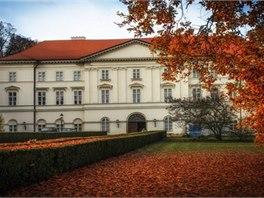 Romantický empírový zámek v Boskovicích