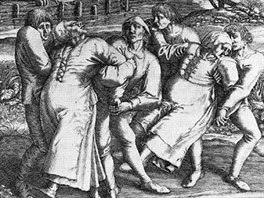 Tane�n� mor na obrazu kolem roku 1600