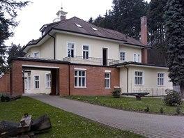 Vila Tomáše Bati ve Zlíně se začala stavět v roce 1909 a dokončena byla za dva...