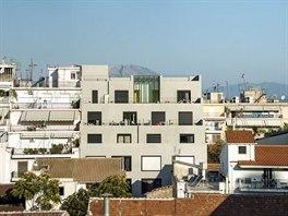 Projekt: Patras Studios, Řecko Architekt: Buerger Katsota...