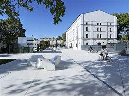 Kulturpark Košice, Slovensko Architekt: Irakli Eristavi, zero zero architects,...