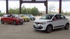 Nový Renault Twingo