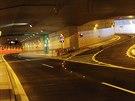 Metrostav dokon�il stavebn� pr�ce na tunelov�m komplexu Blanka. V�stavba p�i�la...