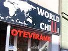 Obchod World of Chilli se nachází naproti brněnské nemocnice u Sv. Anny.