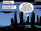 Z komiksu Hellboy - Pekelná knižnice, kniha první