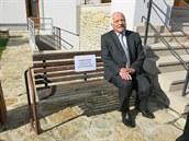 Václav Klaus na své lavi�ce