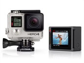Nová verze outdoorové kamerky GoPro Hero 4.