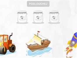 Projekt Mluvídek je unikátní interaktivní aplikace pro děti.