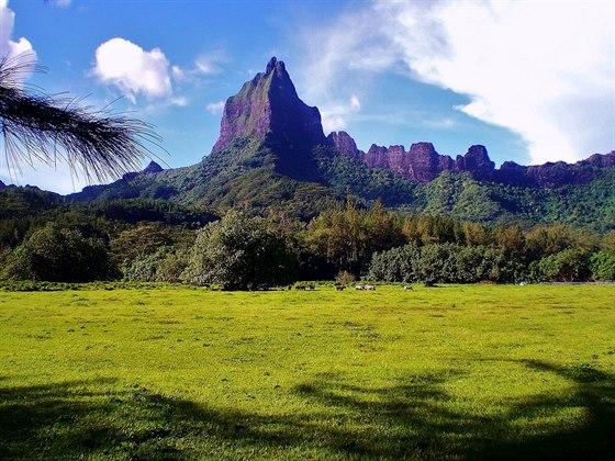 Francouzská Polynésie s ostrovy Bora Bora a Tahiti je ideální pro exotickou...