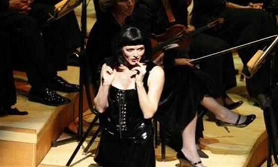 Jednou z hvězd minulého ročníku festivalu Struny podzimu byla zpěvačka Barbara