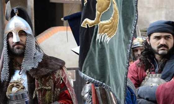 Špičkové šermířské skupiny se představí 11. a 12. října na hradě Křivoklát