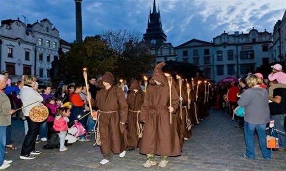 Městské slavnosti nabídnou bohatý kulturní program včetně večerního průvodu
