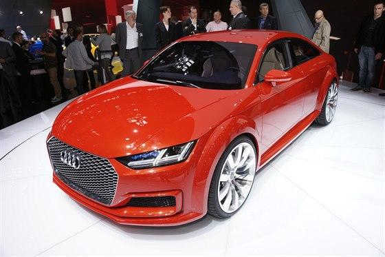 Audi TT Sportback