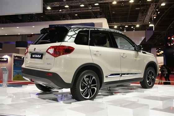 Nové Suzuki Vitara