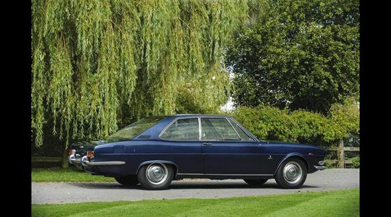 Jaguar FT Bertone